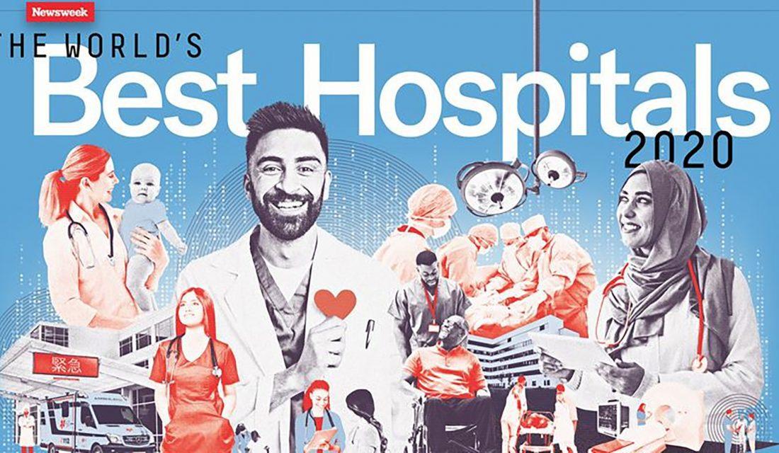 Classement Newsweek 2020: Baclesse parmi les meilleurs hôpitaux du monde
