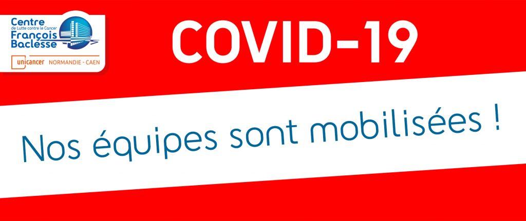 Equipes mobilisées Covid 19
