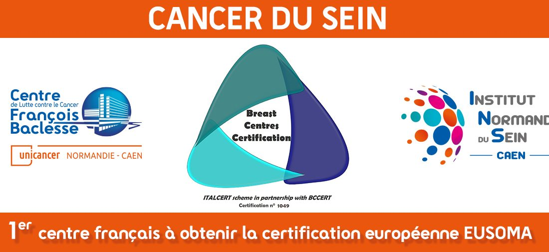 Breast cancer: the hospital is recognised at European level