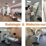Images services de Radiologie et de Médecine nucléaire