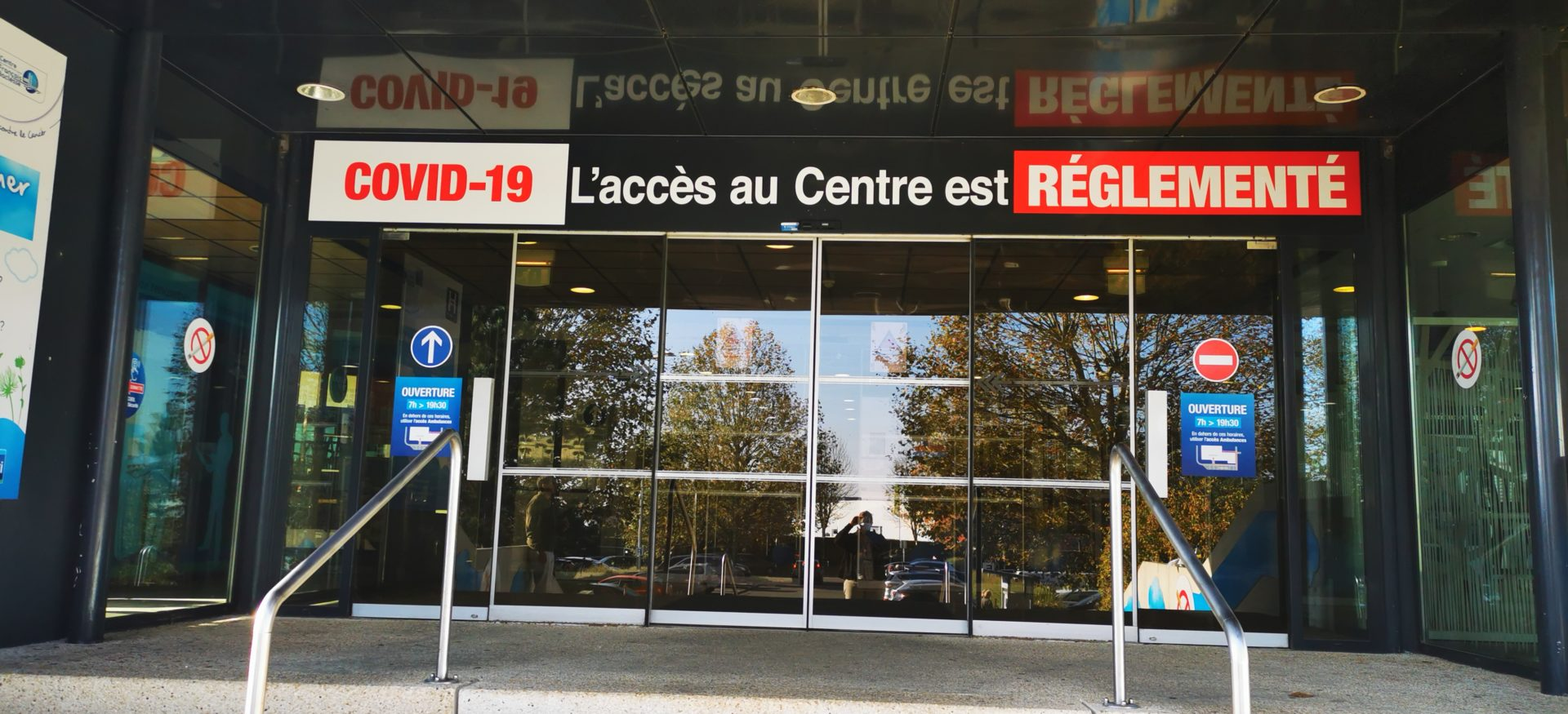 Covid: restricted access to the Centre François Baclesse