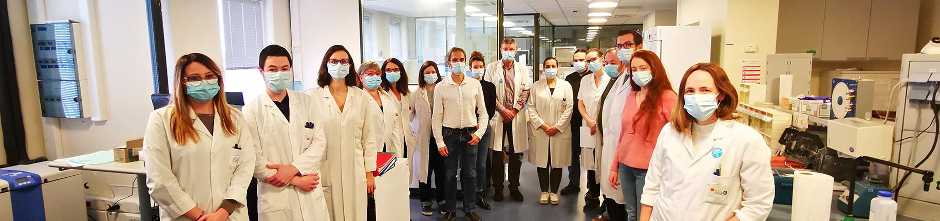 Laboratoire de biologie et de génétique du cancer