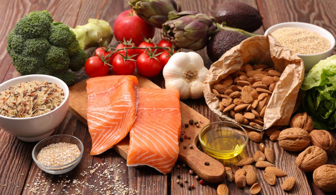 Bien s'alimenter pendant les traitements pour éviter la prise de poids