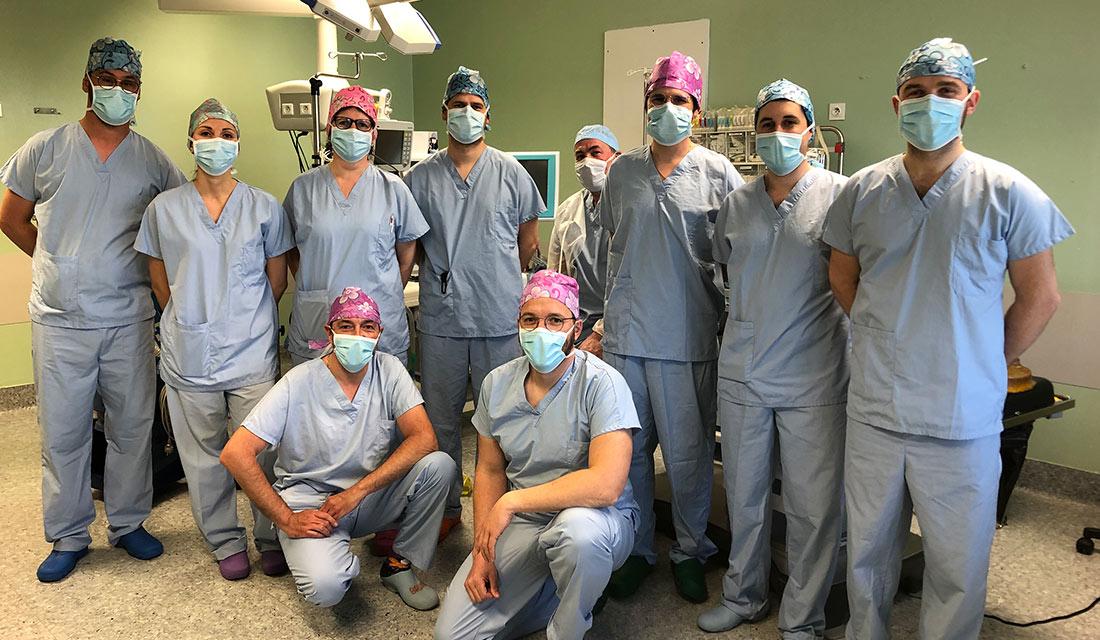 Reconstruction mandibulaire avec assistance 3D : une 1ère au Centre François Baclesse