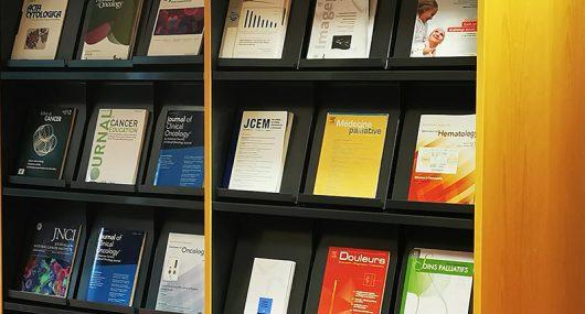 Bibliothèque médicale