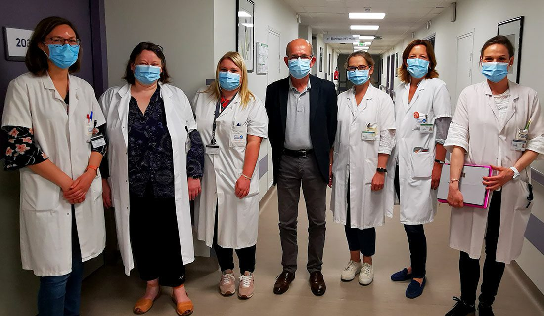 Les organisateurs de la vaccination Covid-19