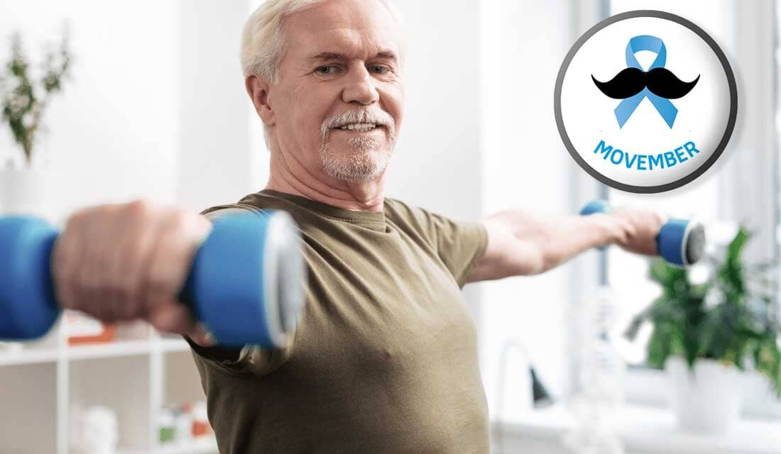 Pratiquer une activité physique avec un cancer : à quoi ça sert ? (pour les hommes)