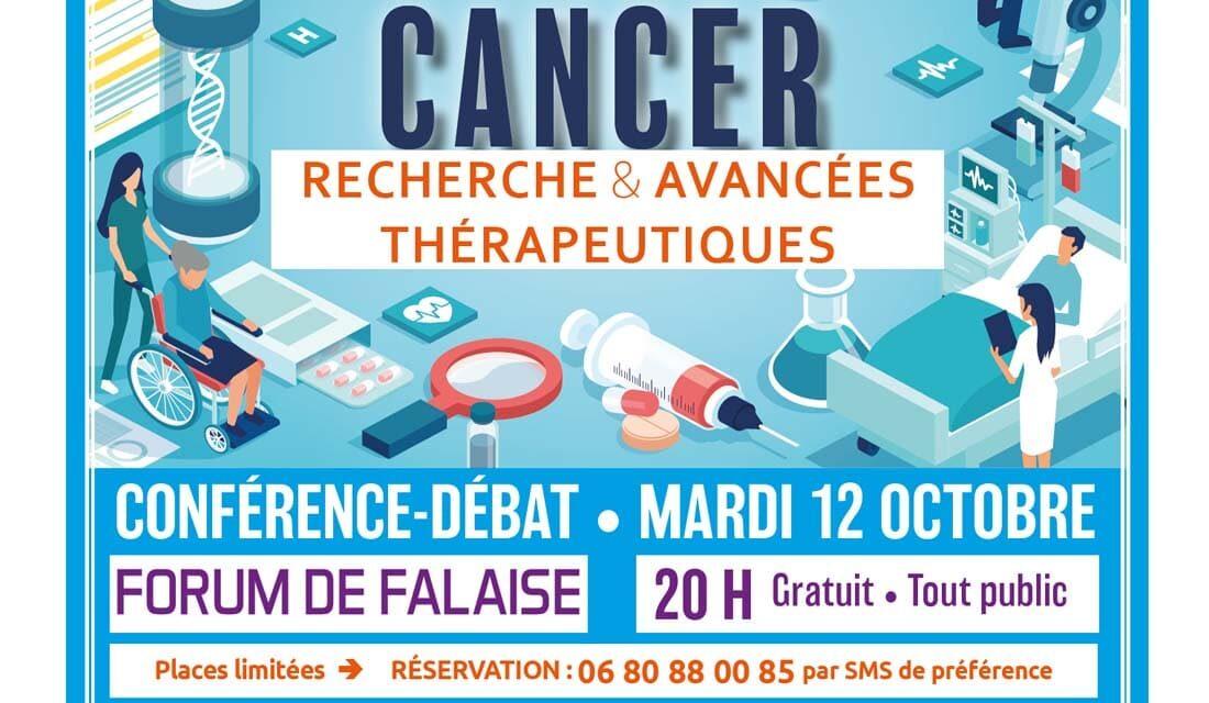 Cancer : recherche & avancées thérapeutiques
